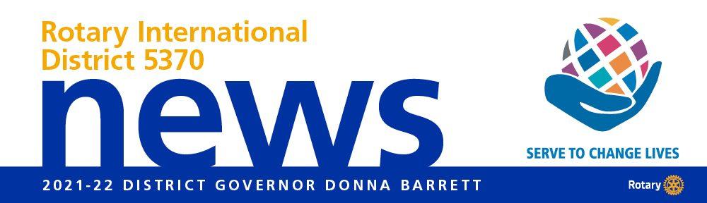 Rotary International District 5370 News
